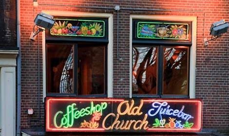 coffee shop, amsterdam, olanda